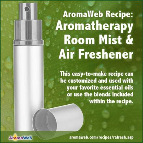Room Freshener Recipe by 71 Best Images About Essential Ideas On