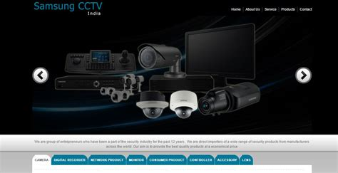 samsung cctv price in india top 10 best cctv companies in india 2018 trendrr
