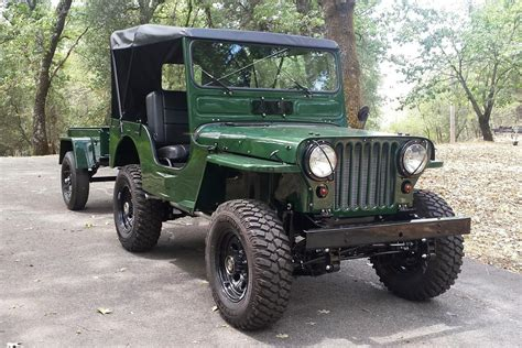 1951 willys jeep value 1951 jeep willys convertible 186859