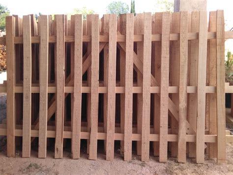 vallas de jardin de madera mil anuncios vallas de madera de casta 241 o