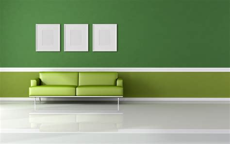 Interior Paint The Wall Green Imanada Painting Ideas For