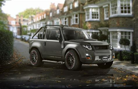 New Land Rover Defender 2018 by Could The New Land Rover Defender Look Like This Carwow