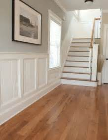 wainscoting beadboard window trim wall color home wainscoting light