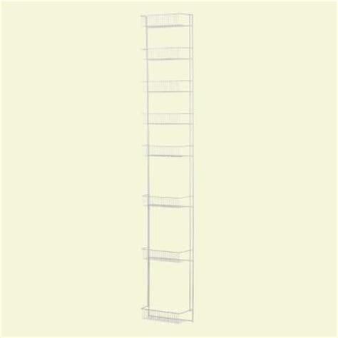 Closetmaid Ventilated Storage Rack Closetmaid 72 In X 12 9 16 In 8 Tier Ventilated Storage