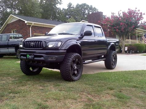2004 Toyota Tacoma Lifted 2004 Toyota Tacoma Prerunner Lifted Images