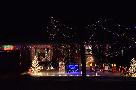 6 christmas light displays to see in new tecumseth