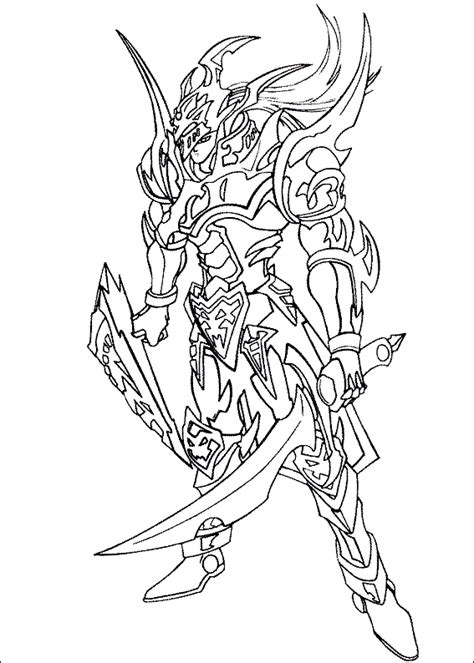 yu gi oh coloring pages yu gi oh black luster soldier coloring picture for