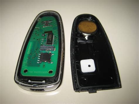replace ford key ford explorer smart key fob battery replacement guide 013