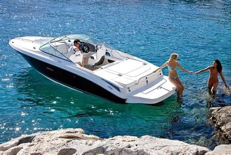 sea ray boats for rent yacht charter dubrovnik searay 240 sunsport boat rental