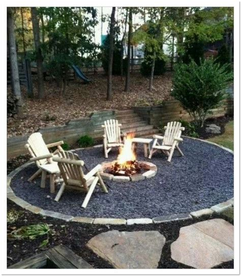 cheap outdoor pit home design ideas