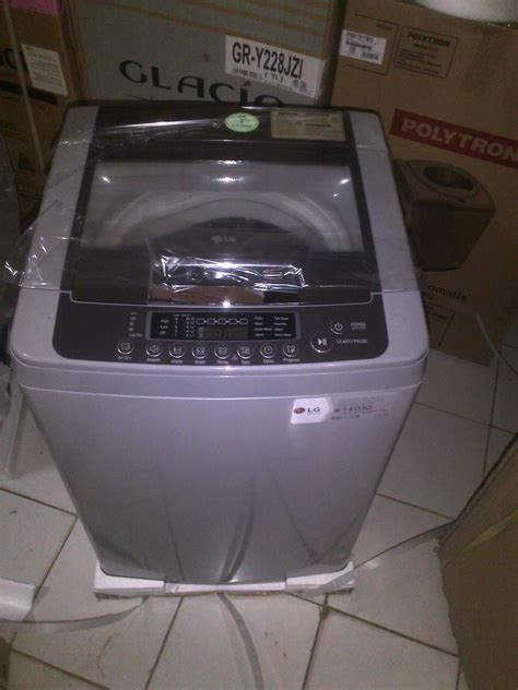 Mesin Cuci Lg Ts 105cm jual lg mesin cuci 1 tabung otomatis seri ts 75 vm karyajayaelectronikhendy