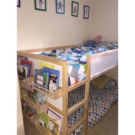 Kura Bunk Bed Ikea Ikea Kura Bunkbed Pinteres
