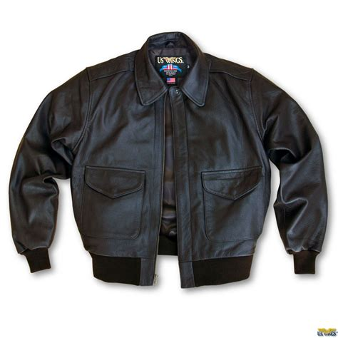Jaket Boomber Jaket Pilot Series goatskin leather bomber jacket