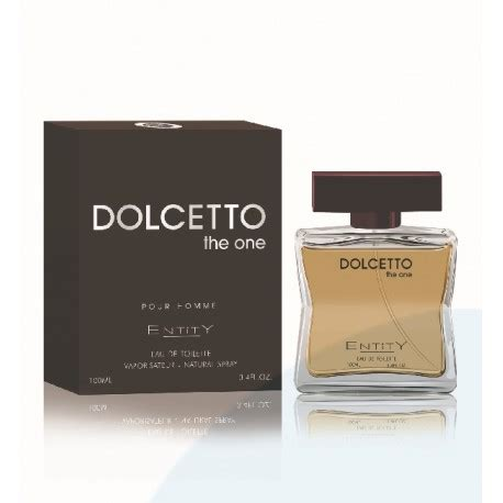 Dolce Und Gabbana The One 864 by Dolcetto The One P 225 Nska Edt 100 Ml Entity Parfuem Sk
