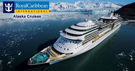 Royal Caribbean Cruises to Alaska   Royal Caribbean Alaska