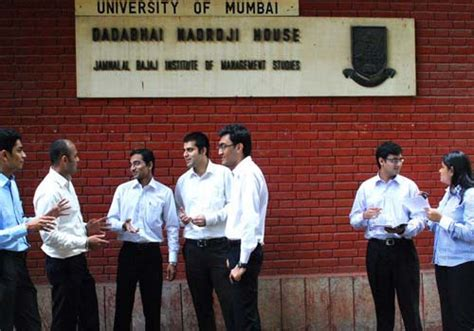 Best Part Time Mba Colleges In Mumbai by Jamnalal Bajaj Institute Of Management Studies Jbims