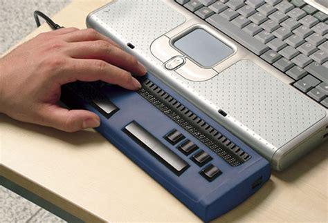 Blind Brail Teclado En Braille Para Usuarios Ciegos En El Ipad Todos