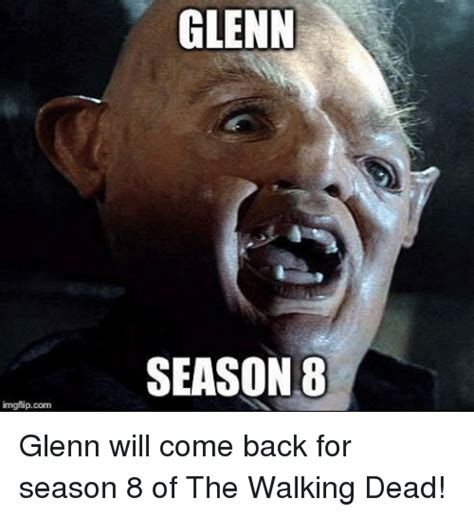 Walking Dead Glenn Meme - walking dead glenn meme 28 images celebrate the return