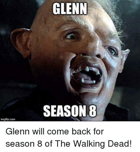 Walking Dead Glenn Meme - funny walking dead memes of 2017 on sizzle spent