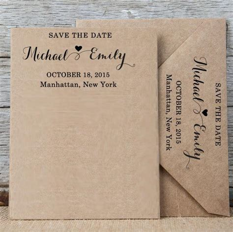 personalized rubber sts for wedding invitations custom save the date st personalized rubber st