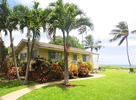 bungalows hawaii nellie s surf bungalows palm cottage vacation advisors