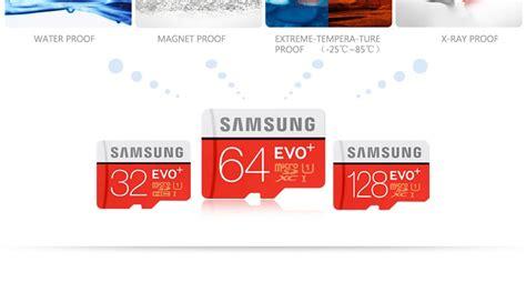 Murah Memory Card Samsung Micro Sdhc 128gb Evo Class 10 Original samsung evo memory card 16gb 32gb sdhc 64gb 128gb sdxc