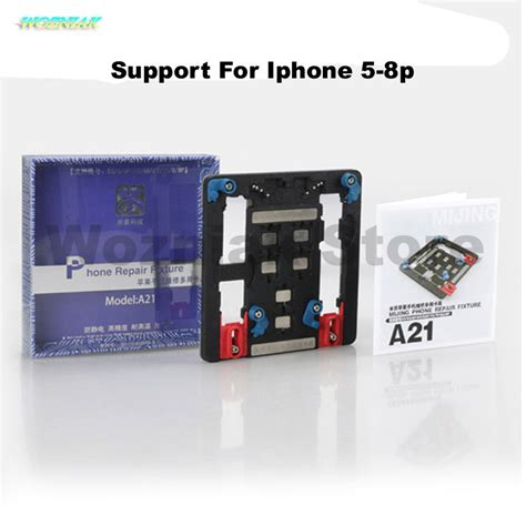 wozniak mobile phone motherboard fixture nand cpu maintenance fixture for iphone 5s 6g 6s 6sp