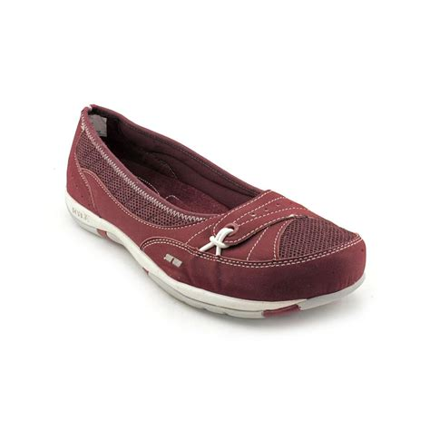 womens sandals size 11 wide ryka sport comfort skimmer lo womens size 11 burgundy wide