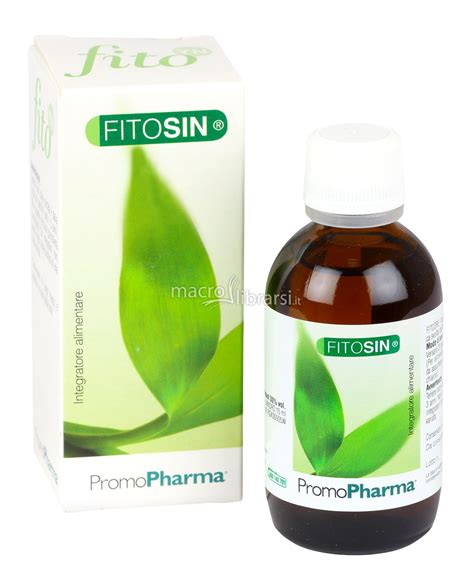 magnesio supremo e gastrite fitosin 6 promopharma