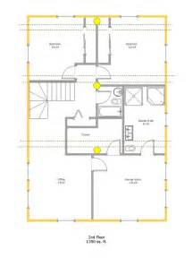 Log Cabin Floorplans by Colorado Log Cabin