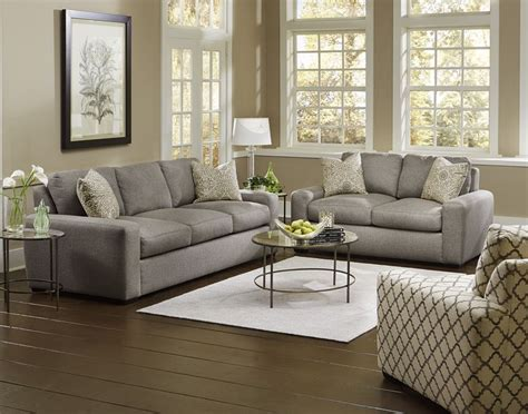 how to clean living room furniture relax in style with this clean lined sofa set from furniture 2t00 in grande pewter and