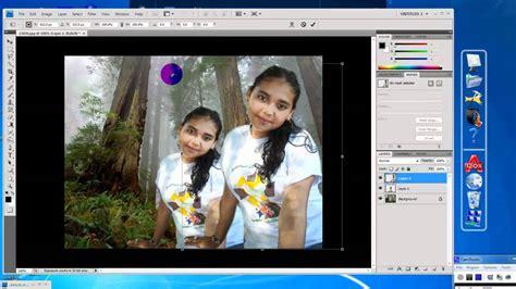 como puedo cortar una foto como recortar fotos y pegar en otra photoshop youtube