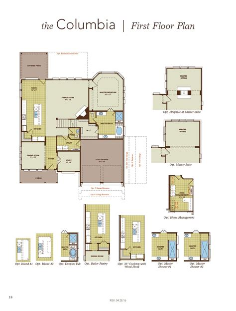 gehan homes floor plans floor plan friday columbia by gehan homes the marr team