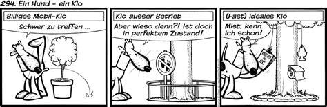 Was Ist Ein Bd Klo by Kobi K 246 Ter Hunde Comic Strips 294 Ein Hund