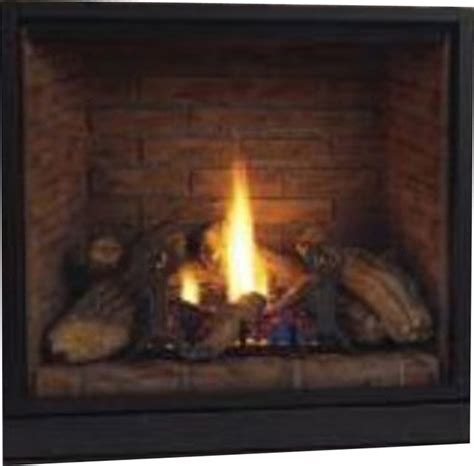 Majestic Fireplaces Gas Fireplaces by Majestic 500dvblnsc7 Solitaire Direct Vent Gas Fireplace