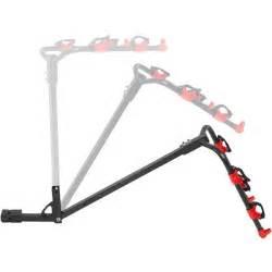 affordable 2 bike trailer hitch mounted carrier bike