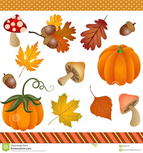 fall pictures clip fall autumn clipart digital stock vector illustration of