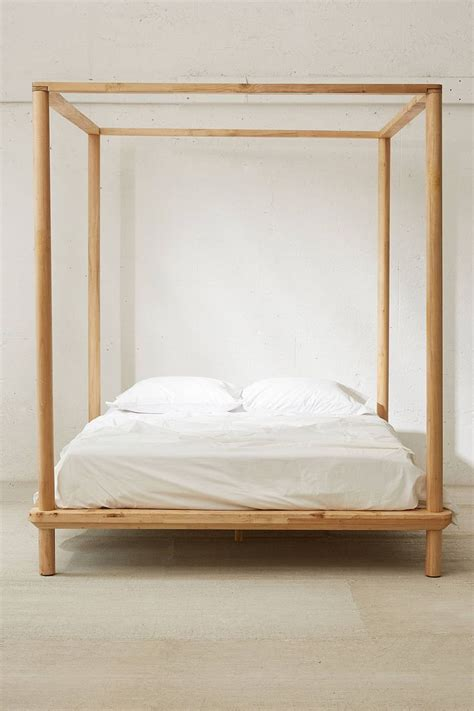 wooden canopy bed best 25 wooden canopy ideas on pinterest wooden door