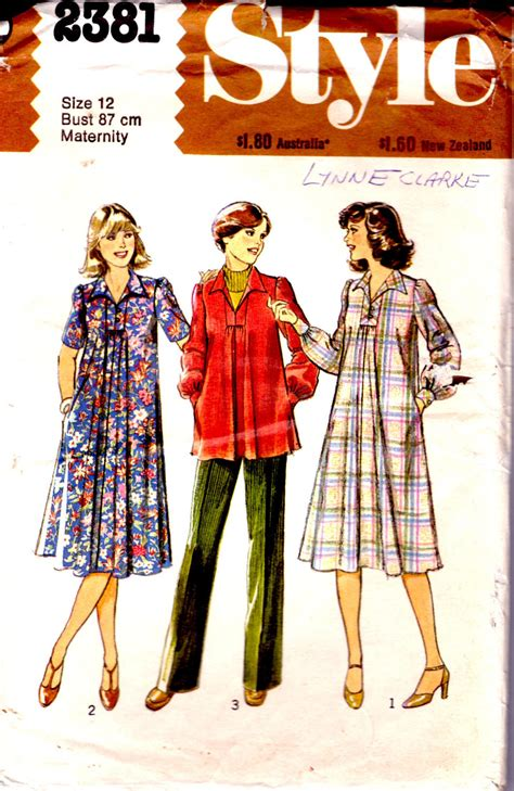 sewing pattern on sale on sale 1970s style sewing pattern no 2381 for misses