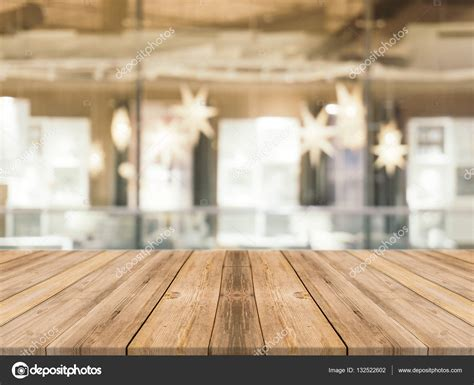 Wooden Board Empty Table Top On Image Photo Bigstock | wooden board empty table top on of blurred background