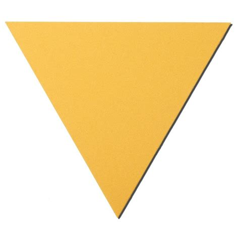 home depot paint triangles owens corning 24 in x 24 in x 24 in yellow triangle