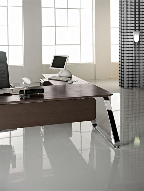 bureau design italien bureau direction bois design italien 224 orleans bureaux