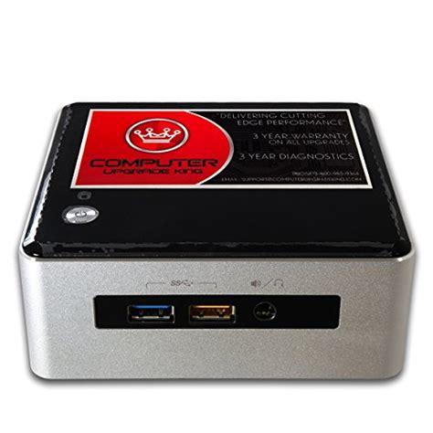 Intel Nuc5i3ryh 4h320w10 Minipc I3 intel nuc kit nuc5i3ryh i3 5010u 8gb 128gb ssd 2tb hdd no os mini pc desktop computer