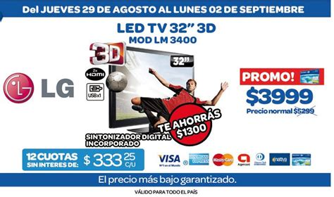 Tv Led Lg Carrefour tecno promos argentina promo carrefour led tv lg 32 quot