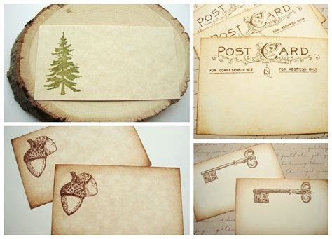 wedding place card ideas rustic wedding place cards rustic wedding chic
