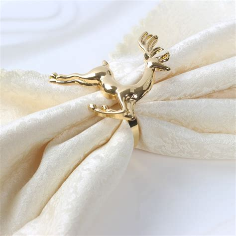 images of christmas napkin rings online buy wholesale christmas napkin rings from china