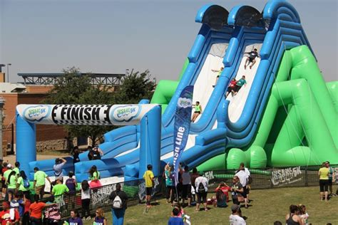 bounce house 5k top 5 reasons to run the insane inflatable 5k list