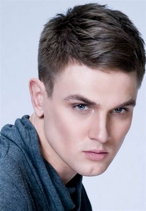 hairstyles for short hair boys mens short hairstyles