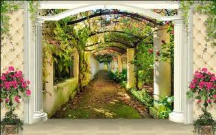 amazing garden wall murals beautiful garden wall murals gallery for gt garden wall murals