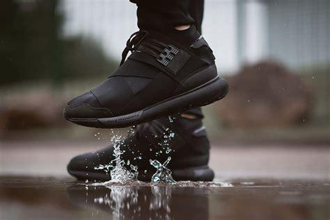 Adidas Y 3 Qasa Black adidas y 3 qasa high black sneaker bar detroit